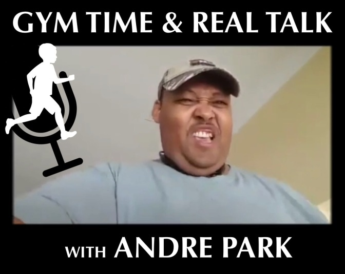 Gym Time and Real Talk With Andre Park